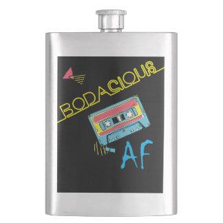 Bodacius Af retro shirt Flask