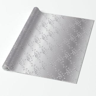Bodas de plata elegante