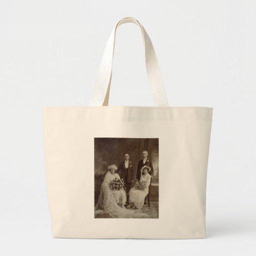 Bodas del vintage (4) bolsas de mano