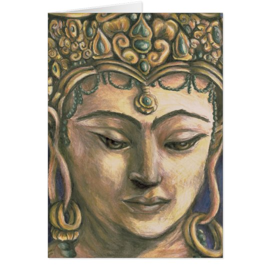 Boddhisatva Card