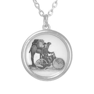Boddy's Bicycle Tours-Silver Charm Small