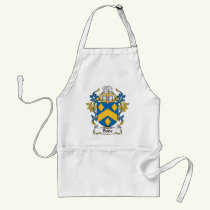 Bode Family Crest Apron