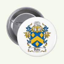 Bode Family Crest Button