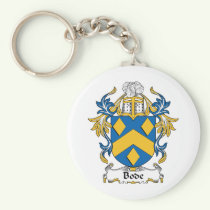 Bode Family Crest Keychain