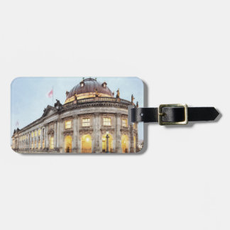 Bode Museum Luggage Tag