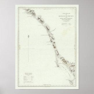 Bodega Bay Poster