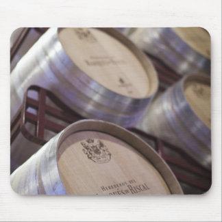 Bodega Marques de Riscal winery, wine cellar 2 Mouse Pad