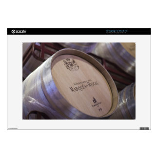 """Bodega Marques de Riscal winery, wine cellar 2 Skin For 15"""" Laptop"""