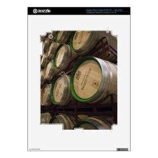 Bodega Marques de Riscal winery, wine cellar iPad 3 Decal