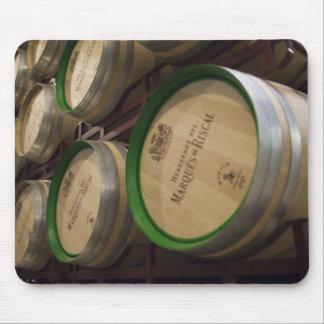 Bodega Marques de Riscal winery, wine cellar Mouse Pad