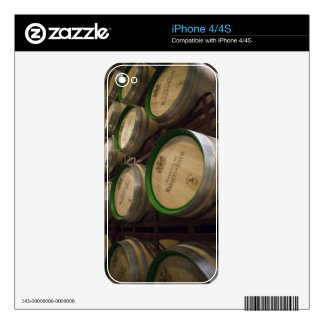 Bodega Marques de Riscal winery, wine cellar Decals For iPhone 4