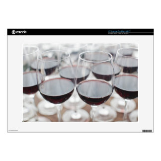 """Bodega Marques de Riscal winery, wine tasting 3 Decal For 15"""" Laptop"""