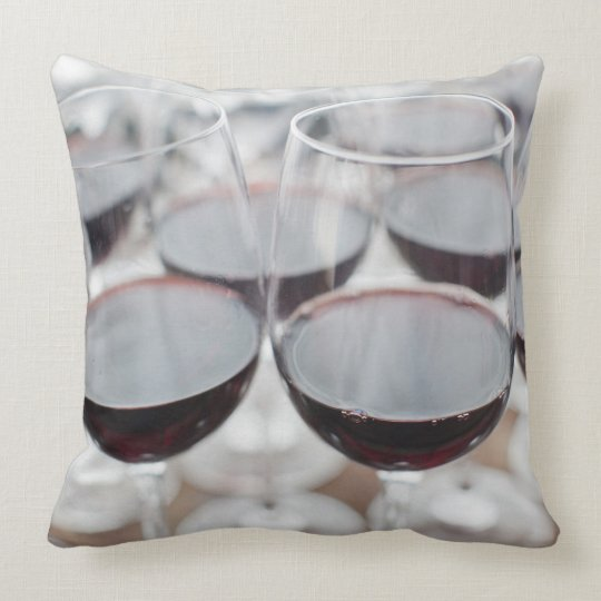 Bodega Marques de Riscal winery, wine tasting 3 Throw Pillow