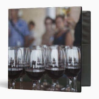 Bodega Marques de Riscal winery, wine tasting Binder
