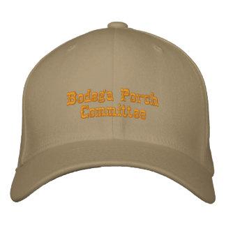 Bodega Porch Committee Baseball Cap