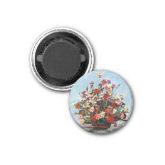 Bodegón of flowers/Still life of flowers Magnet