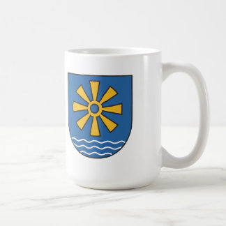 Bodensee district coat of arms coffee mug