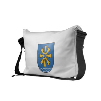 Bodensee district coat of arms courier bag