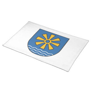 Bodensee district coat of arms placemat