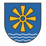 Bodenseekreis Wappen Foto Figur