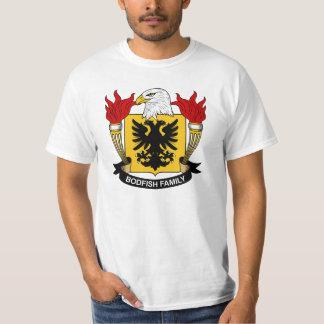 Bodfish Family Crest Shirt