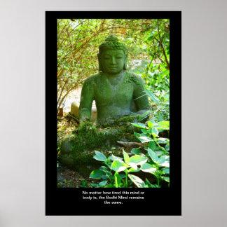 Bodhi Mind Poster