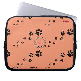 Bodhi the Cat Laptop Sleeve