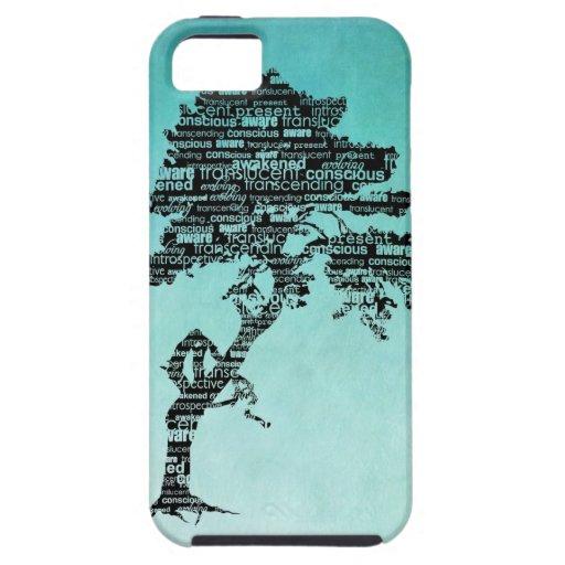 Bodhi Tree iPhone 5 Case
