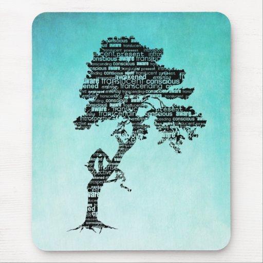 Bodhi Tree Mousepad
