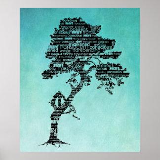 Bodhi Tree Poster/Print Poster
