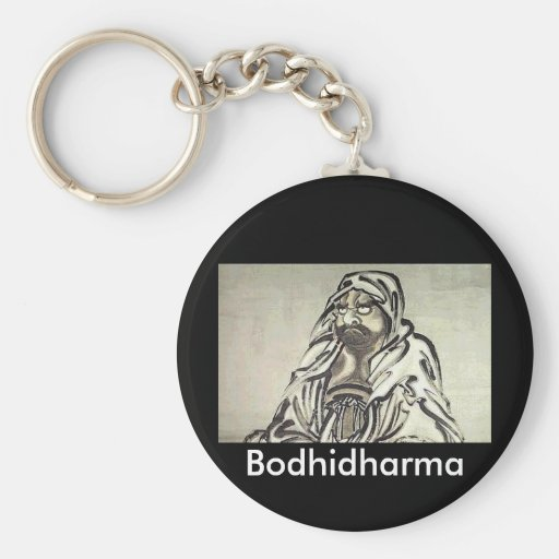 Bodhidharma 1 key chain