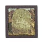Bodhisattva asentado, coreano, ANUNCIO c.985 (gran Cajas De Recuerdo De Calidad