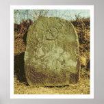 Bodhisattva asentado, coreano, ANUNCIO c.985 (gran Impresiones