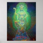 Bodhisattva digital - 2014 print