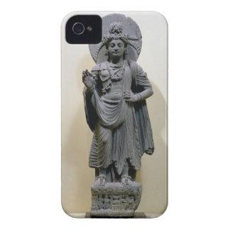 Bodhisattva figure, from Mekha-Sanda near Shabaz-G iPhone 4 Case