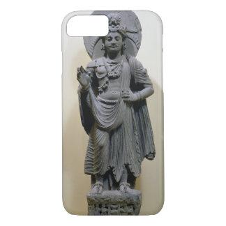 Bodhisattva figure, from Mekha-Sanda near Shabaz-G iPhone 8/7 Case