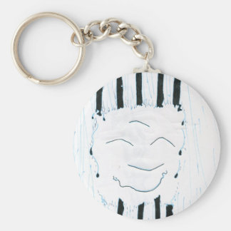 Bodhisattva from the rain key chains