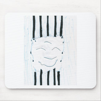 Bodhisattva from the rain mouse pad