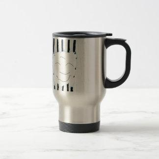 Bodhisattva from the rain 15 oz stainless steel travel mug