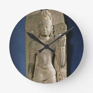 Bodhisattva Padmapani, Nalanda, Bihar, Pala dynast Wallclock