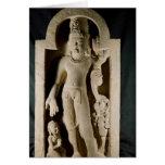 Bodhisattva Padmapani, Sarnath Tarjeta De Felicitación