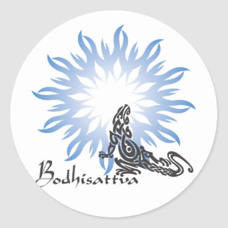 Bodhisattva Sticker