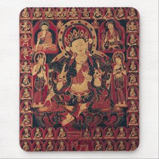 Bodhisattva tibetano mousepads