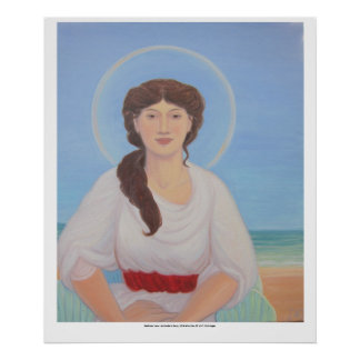 Bodhisattva Venus - An Exercise in Beauty Poster