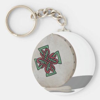 BodhranDrum092610 Keychains