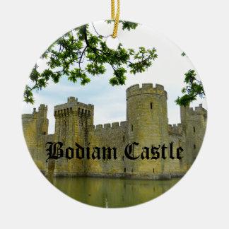 Bodiam Castle Ceramic Ornament