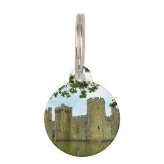 Bodiam Castle Pet ID Tag