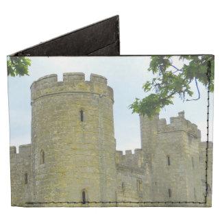 Bodiam Castle Tyvek Wallet