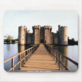 Bodiam Castle, Kent, England Mouse Pads