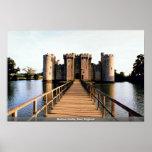 Bodiam Castle, Kent, England Posters
